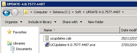 Lync Phone Edition update HP4120 extract 3