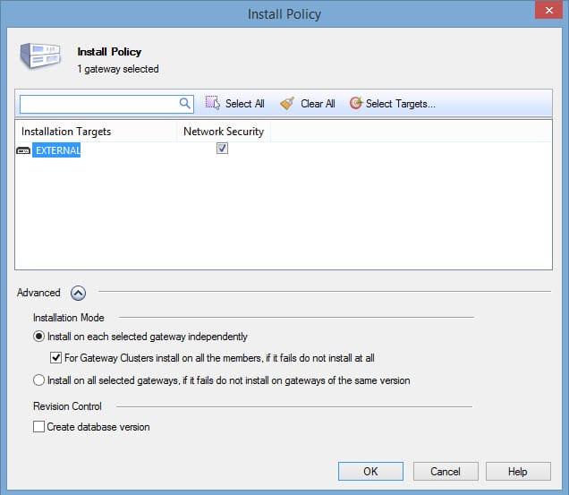 Checkpoint - Proxy ARP for manual NAT on VSX - SomoIT net