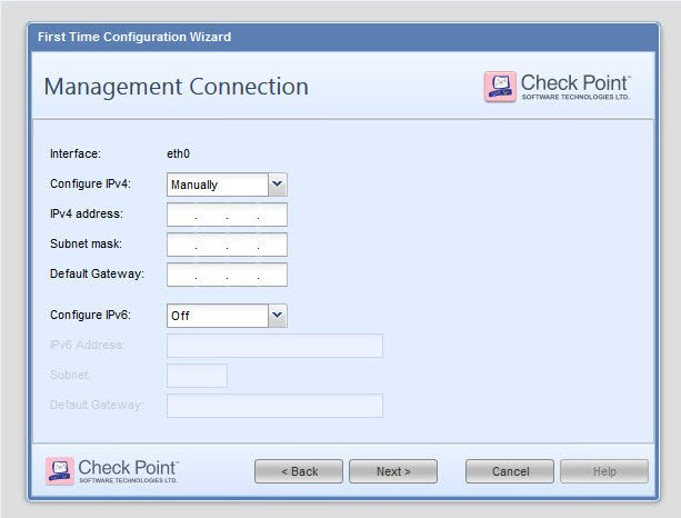 Checkpoint - Reinstall SMS using configuration backup 29