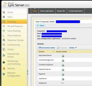 Lync - Monitor services status using Nagios_1