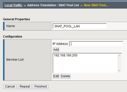 F5 BIG-IP – Apply SNAT to client subnet or IP - SomoIT net