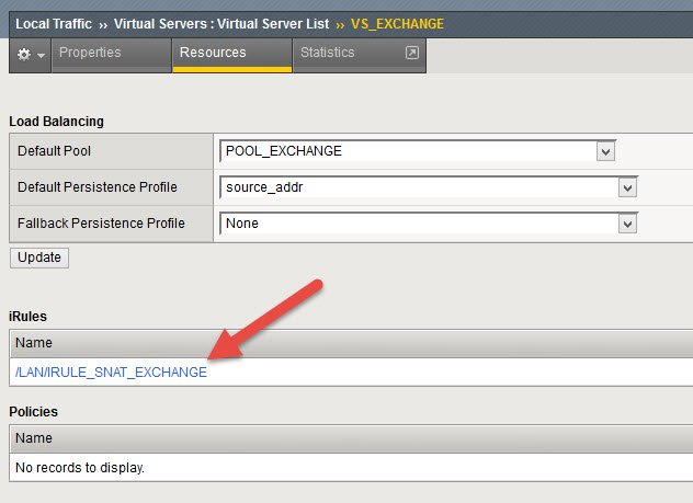 F5 BIG-IP – Apply SNAT to client subnet or IP 6