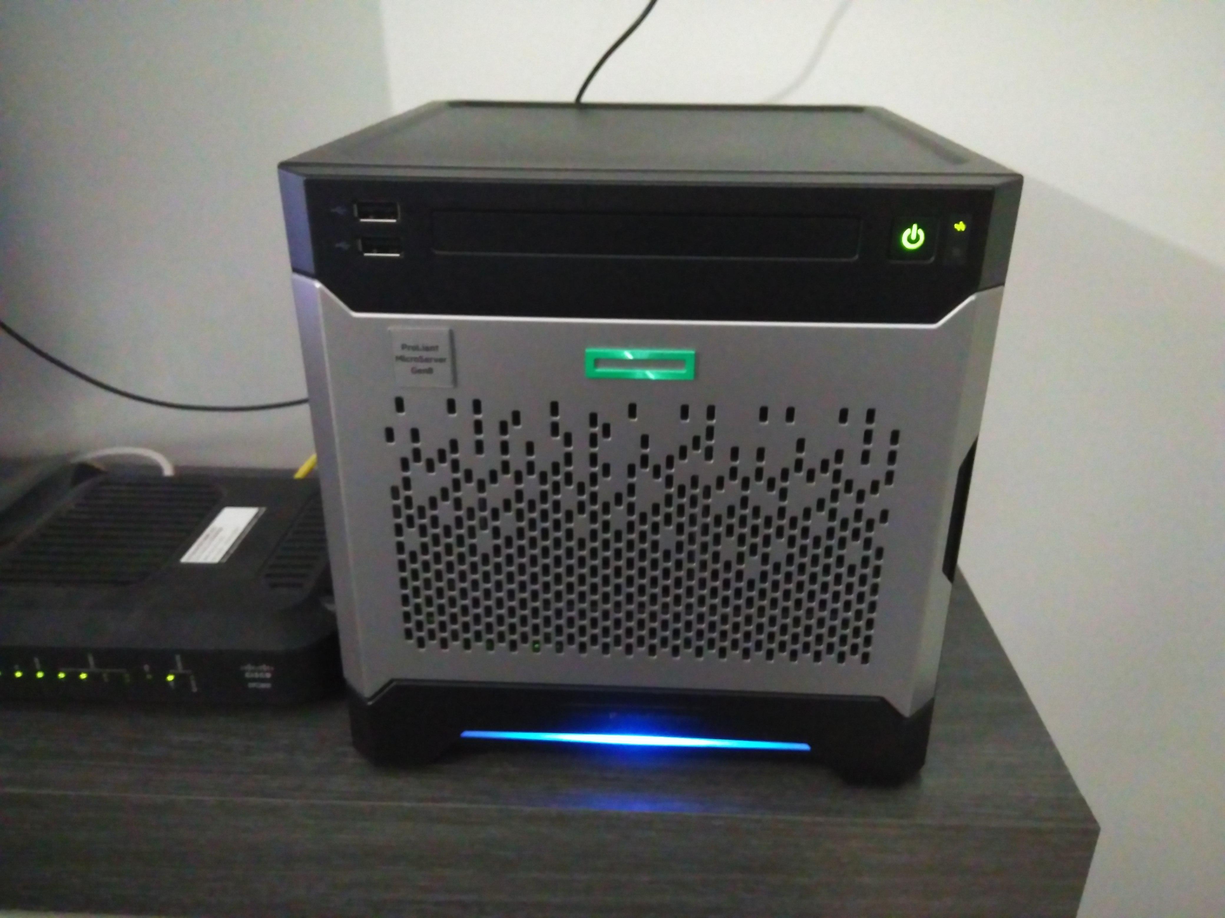 Home Server - Set up a home server step by step - SomoIT net