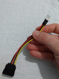 Delock SATA power cable