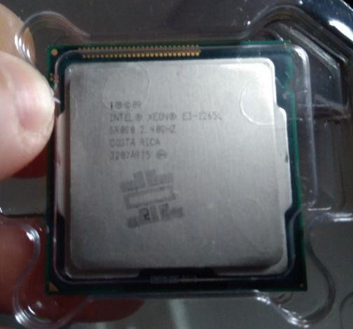 Home Server (9) - Upgrade HP Microserver Gen8 CPU - SomoIT net